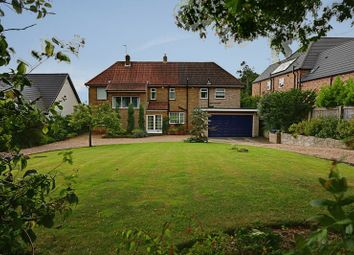 Thumbnail 4 bed detached house for sale in Welton Old Road, Welton, Brough