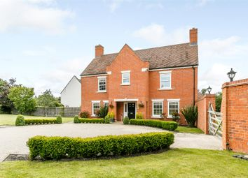 Thumbnail 5 bed detached house for sale in Church Close, Alveston, Stratford-Upon-Avon, Warwickshire