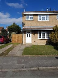 Thumbnail 3 bed semi-detached house to rent in Cole Ness Road, Ipswich, Suffolk