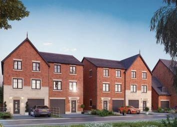 Thumbnail 4 bed semi-detached house for sale in Heatherley Wood Alderley Park, Nether Alderley, Cheshire