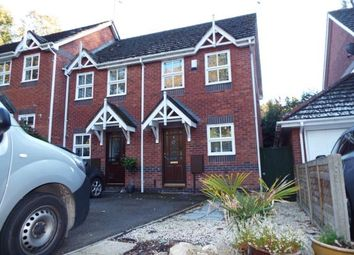 Thumbnail 2 bed end terrace house for sale in The Mallows, Maidstone, Kent
