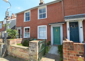 Thumbnail 2 bed terraced house for sale in Castle Road, Colchester