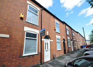 Thumbnail 2 bed terraced house for sale in Church Street, Heaton Norris, Stockport
