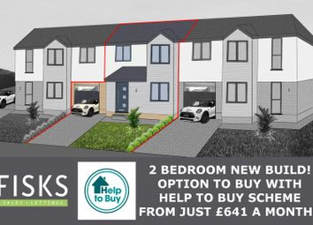 Thumbnail 2 bed terraced house for sale in Thielen Road, Canvey Island