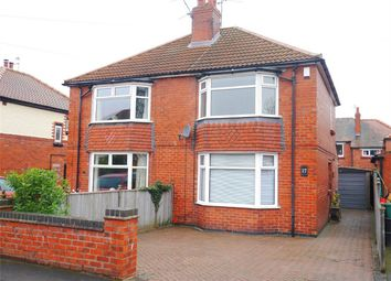 Thumbnail 2 bed semi-detached house for sale in White House Drive, Off Tadcaster Road, York