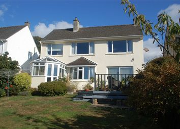 Thumbnail 4 bed detached house for sale in Eastbourne Close, St Austell, Cornwall