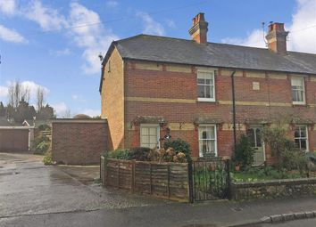 3 bed end terrace house for sale in The Street, Walberton, Arundel, West Sussex BN18