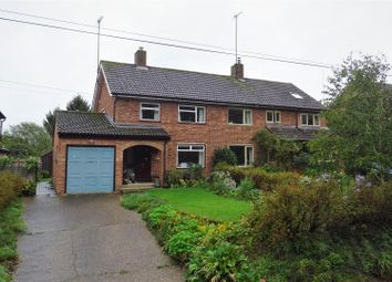 3 bed semi-detached house for sale in Beech Row, Hildersham, Cambridge CB21