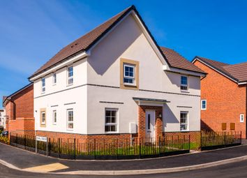 "Thumbnail 4 bedroom detached house for sale in ""Alderney"" at Birmingham Road, Bromsgrove"