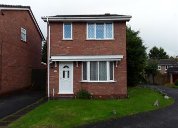 Thumbnail 3 bedroom detached house for sale in Earls Drive, Telford