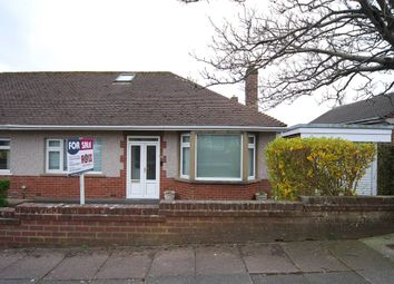 Thumbnail 2 bed semi-detached bungalow for sale in Portland Crescent, Barrow-In-Furness, Cumbria