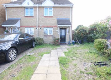 Thumbnail 2 bed end terrace house for sale in Strouds Close, Chadwell Heath, Romford, Essex
