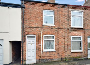 Thumbnail 2 bed terraced house for sale in Gladstone Street, Fleckney, Leicester