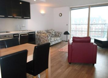 Thumbnail 2 bed flat to rent in Central Quarter, West Point, Wellington Street, Leeds