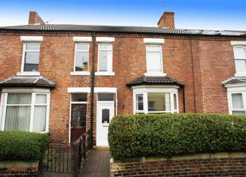 Thumbnail 3 bed terraced house to rent in Trewitt Road, Whitley Bay