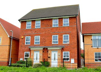 4 bed semi-detached house for sale in Runton Walk, Liberty Green, Hull, Yorkshire HU8