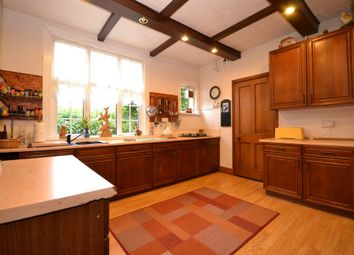 Thumbnail 4 bed detached house for sale in Park Road, Wootton Bridge, Isle Of Wight