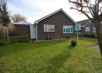 Thumbnail 3 bed detached bungalow for sale in Drury Close, Kessingland, Lowestoft