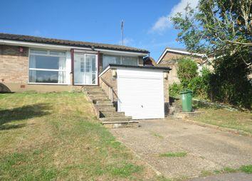 Thumbnail 3 bed semi-detached bungalow to rent in Hever Wood Road, West Kingsdown, Sevenoaks