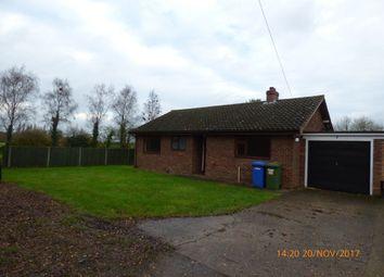 Thumbnail 3 bedroom detached bungalow to rent in Pleasure Ground, Rumburgh, Halesworth