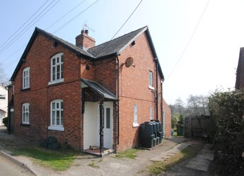 Thumbnail 2 bed semi-detached house to rent in Forton Heath, Montford Bridge, Shrewsbury