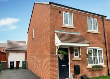 Thumbnail 3 bed detached house for sale in Waltho Street, Wolverhampton, West Midlands