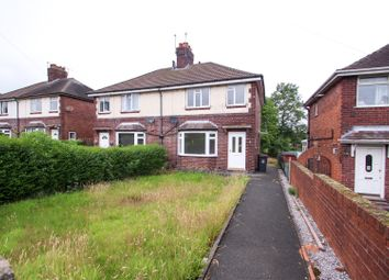 Thumbnail 3 bed semi-detached house for sale in Cedar Avenue, Talke, Stoke-On-Trent