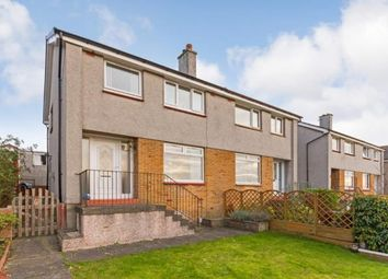 Thumbnail 3 bed semi-detached house for sale in Morar Crescent, Bishopton, Renfrewshire, .