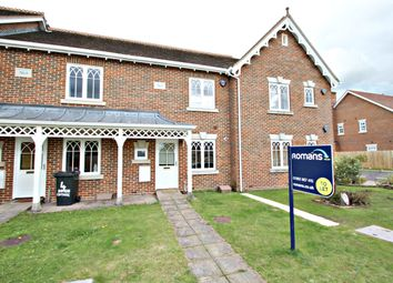 Thumbnail 2 bed terraced house to rent in Church Lane, Colden Common, Winchester