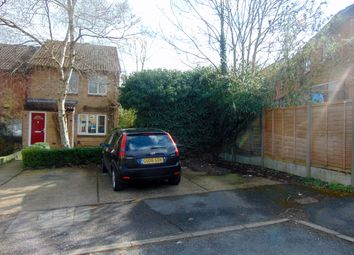 Thumbnail 1 bed maisonette for sale in Troon Close, Ifield, Crawley