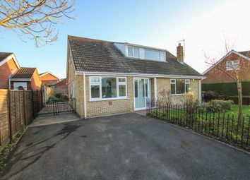 Thumbnail 3 bed detached house to rent in Low Church Road, Middle Rasen, Market Rasen