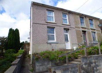 Thumbnail 2 bed flat to rent in Grove Road, Pontardawe, Swansea