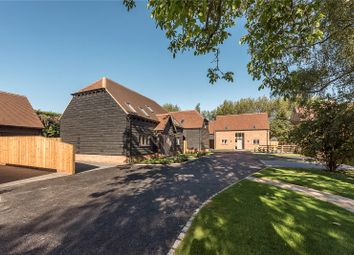 Thumbnail 4 bedroom detached house for sale in Brook End, Weston Turville, Aylesbury, Buckinghamshire