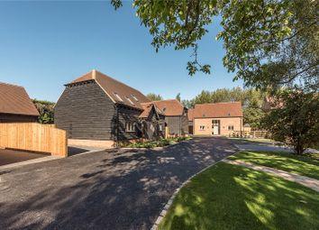 Thumbnail 4 bedroom detached house for sale in Brook End, Weston Turville, Aylesbury, Buckinghamshire