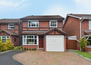 Thumbnail 3 bed detached house for sale in Badger Way, Blackwell, Bromsgrove