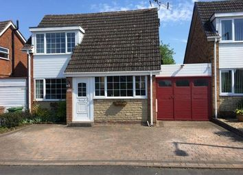 Thumbnail 3 bed detached house for sale in Cedar Way, Stafford