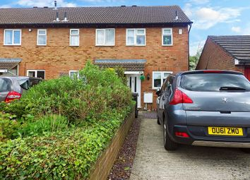 Thumbnail 2 bed terraced house to rent in Constable Road, Swindon, Wiltshire