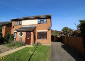 Thumbnail 2 bedroom semi-detached house to rent in Regency Gardens, Grantham