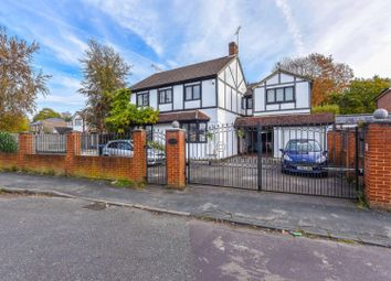 4 bed detached house for sale in Common Lane, New Haw, Addlestone KT15