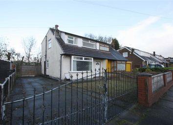 Thumbnail 3 bedroom semi-detached house for sale in Tarbet Drive, Breightmet, Bolton