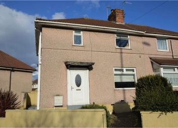 Thumbnail 3 bed semi-detached house for sale in Gores Marsh Road, Ashton