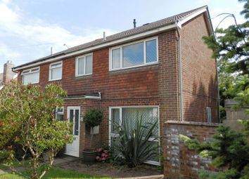 Thumbnail 3 bedroom semi-detached house for sale in Ash Road, Sandwich