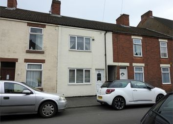 Thumbnail 2 bed terraced house for sale in Goodman Street, Burton-On-Trent, Staffordshire