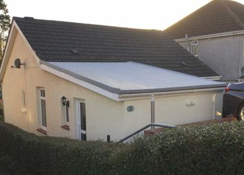 Thumbnail 2 bed detached bungalow for sale in Lon Mefus, Swansea