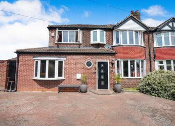 Thumbnail 4 bed semi-detached house for sale in Bloomsbury Lane, Timperley, Altrincham, Cheshire