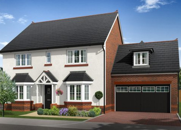 Thumbnail 5 bed detached house for sale in The Mellor, Off Boundary Park, Neston, Cheshire