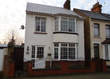 Thumbnail 3 bed detached house to rent in Churchville Road, Bedford
