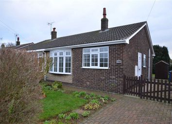 Thumbnail 2 bed semi-detached bungalow for sale in Queensmead, Aldbrough, East Yorkshire