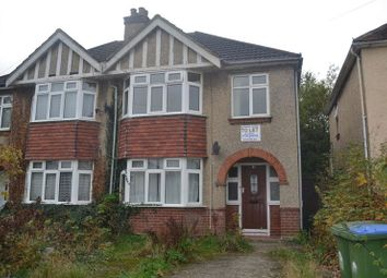 Thumbnail 4 bed semi-detached house to rent in Primrose Road, Close To University, Southampton