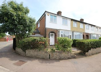 Thumbnail 3 bed end terrace house for sale in Oak Road, Shortstown, Bedford
